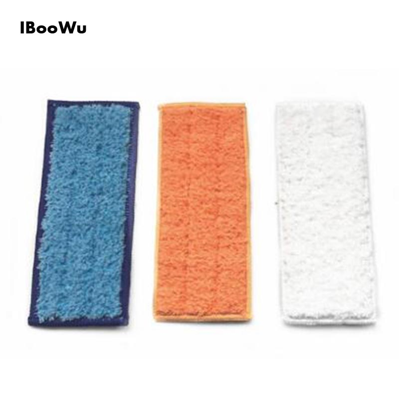 Washable Mopping Pads Vacuum Cleaner Sweeping Pad Cloth Replacement Parts For IRobot Braava Jet 240 241 Cleaner Robots