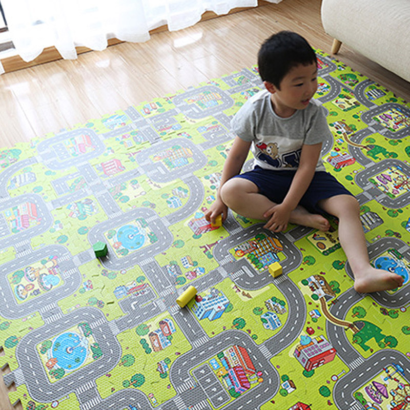 Baby-Traffic-Route-Puzzle-Play-Mat-Children-Educational-Split-Joint-EVA-Foam-Crawling-Pad-Game-Carpet-Kids-Toys-Gift-Rug-Playmat-4