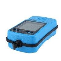 Smart сеньор AS8901 портативный, автомобильный кислорода метр O2 газовый Тестер монитор детектор ЖК дисплей Дисплей звука легкая вибрация сигнал
