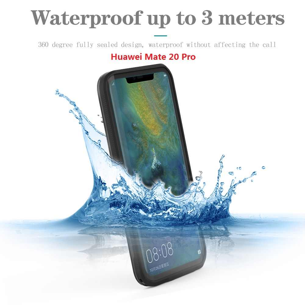 For Huawei Mate 20 Pro Redpepper Waterproof Ip68 Underwater 3m Waterproof Shockproof Hard Waterproof Case For P40 30 Mate 30 Pro Aliexpress