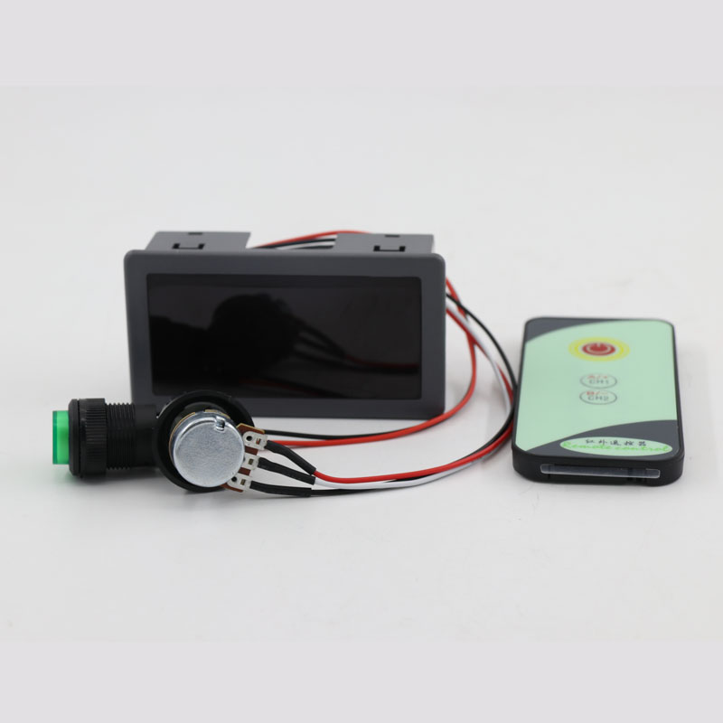 6V governor 12V controller 24V DC motor digital display micro speed switch driver