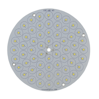 50W 100W 120W 150W 200W 250W 300W CREE XTE XPG2 LED PCB Aluminum Plate Module Bulb