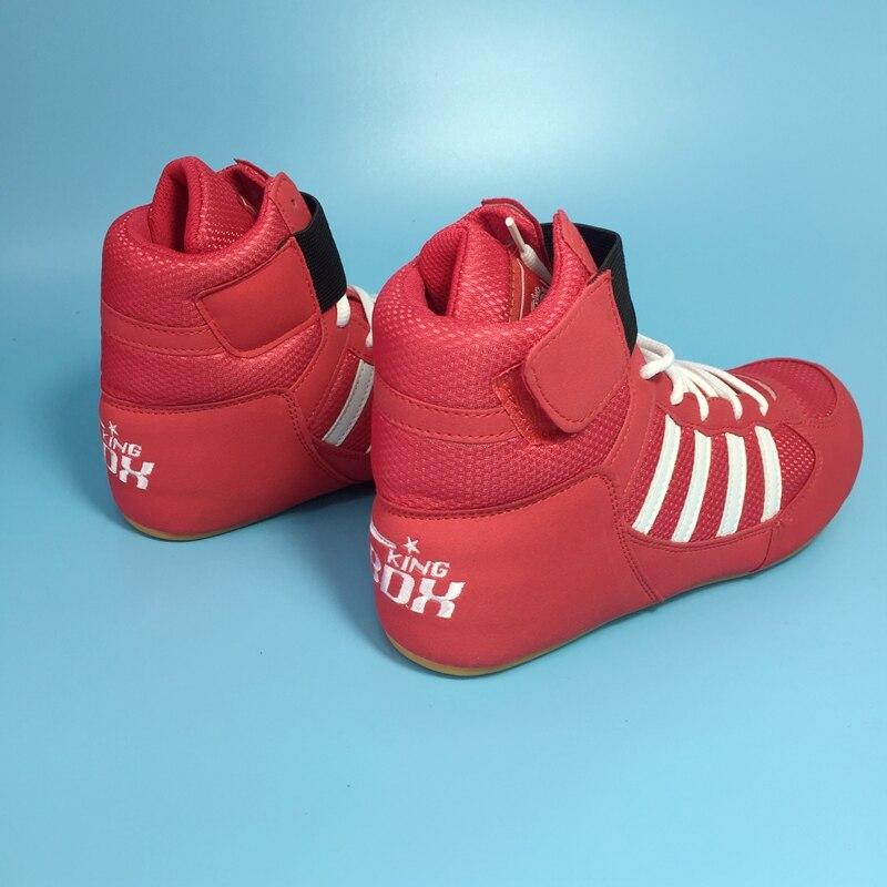respirável tênis de combate rendas-up treinamento botas