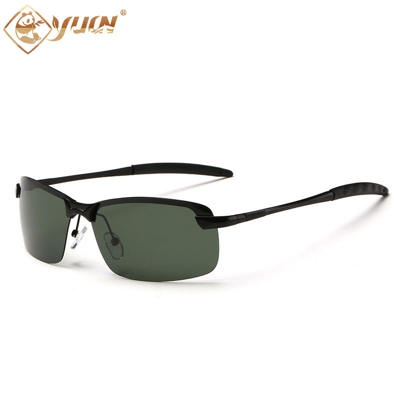 a01392fff4750 Alta qualidade óculos polarizados homens condução óculos de sol da moda  oculos de sol 3043