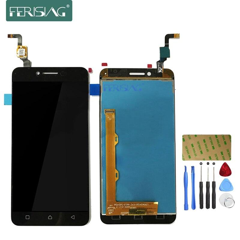 imágenes para Ferising 100% AAA Pantalla LCD Para Lenovo vibe k5 A6020A40 Kit de Reemplazo de Pantalla Táctil Digitalizador Asamblea + Herramientas