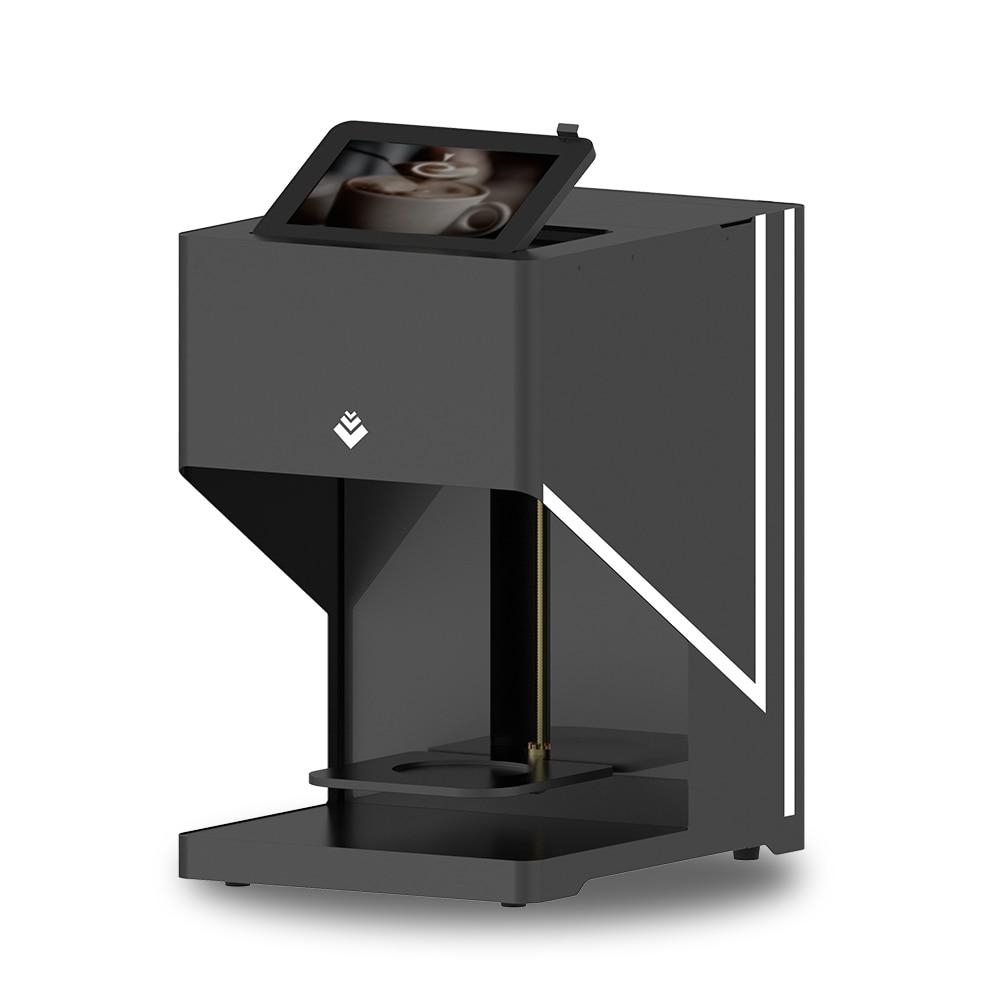 Selfie Café Imprimante Portable WIFI Numérique Imprimante 3d Machine D'impression pour le Café Latte Jus Cookies Chocolat Biscuits pour le Thé