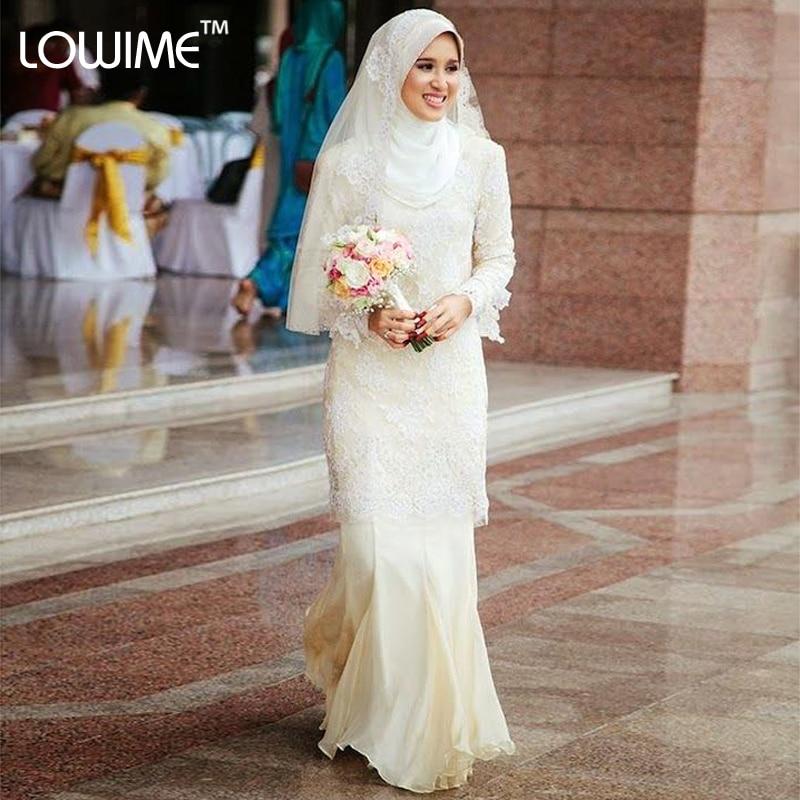 Le port de la robe blanche en islam