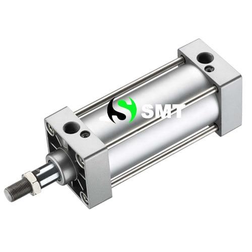 SC Series 50mm Bore 50mm Corsa Stelo Pneumatic Air CylinderSC Series 50mm Bore 50mm Corsa Stelo Pneumatic Air Cylinder
