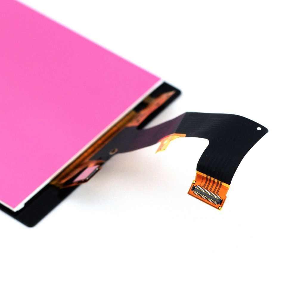 Dla Huawei Ascend P7 ekran LCD P7-L00 P7-L05 P7-L10 ekran LCD ekran dotykowy Digitizer dla Huawei P7 montaż LCD