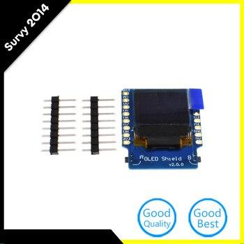 OLED Shield V2.0.0 for WeMos D1 mini 0.66