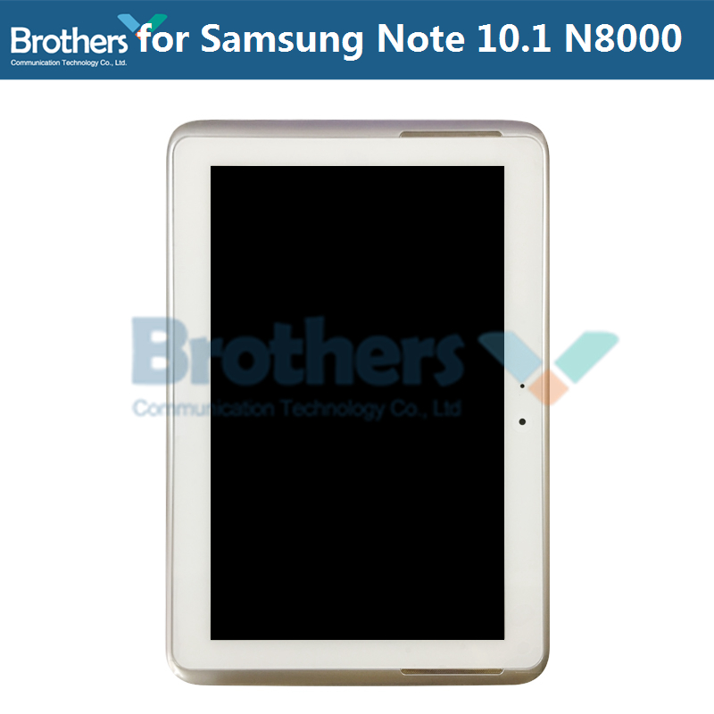 LCD Screen For Samsung for Galaxy Note 10.1 N8000 N8010 Replace #H364 YD