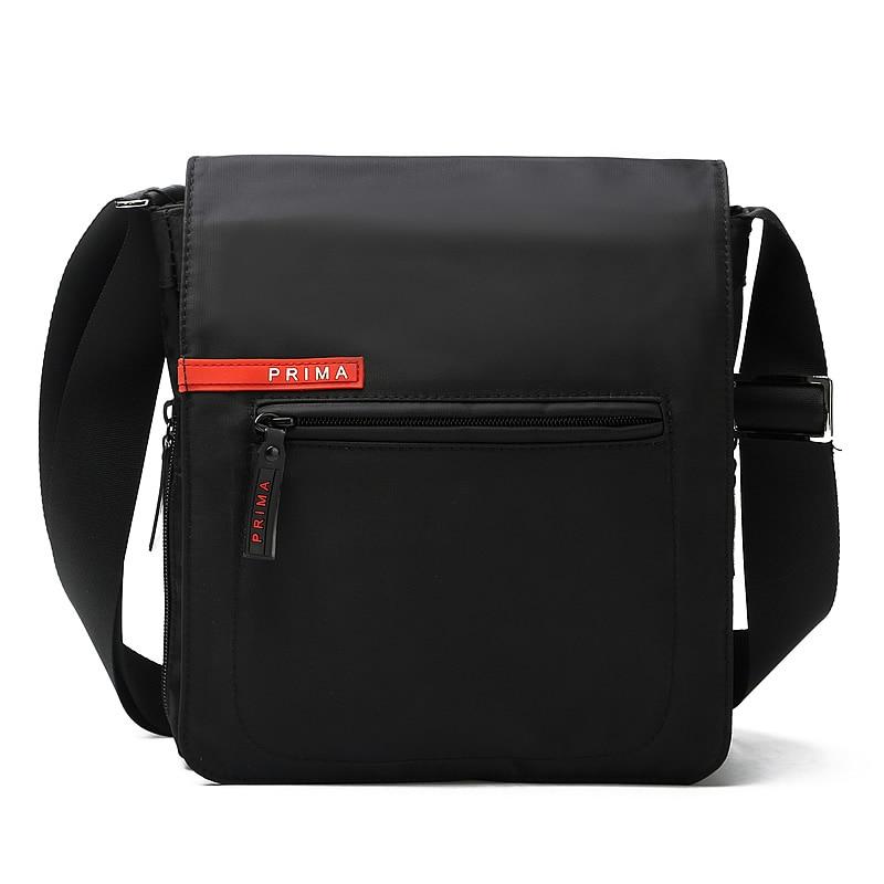 4e70747fa5f7 New Arrival Fashion Prima High Quality Casual Nylon Men Bag Waterproof  Oxford Messenger Bag Travel Small Shoulder For Men Bag