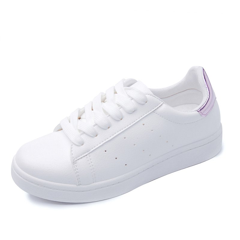 New 2017 Spring Summer Shoes Women Flats Soft Leather Fashion Women's Casual Brand White Shoes Breathable Comfortable 2017 new women shoes genuine leather casual shoes flats breathable lace up soft fashion brand shoes comfortable round toe white