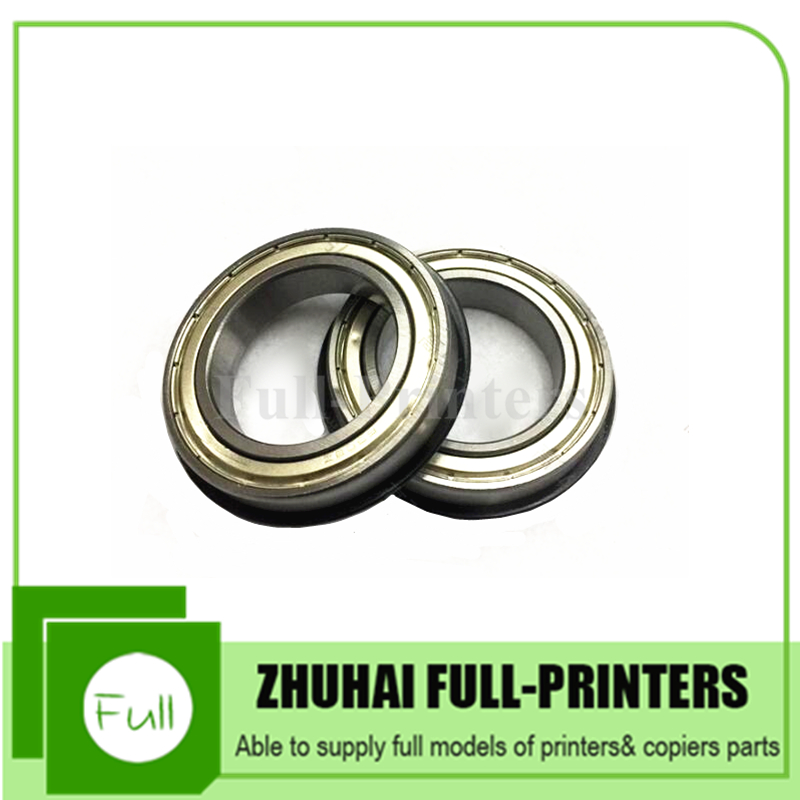 2pcs/lot Free Shipping New Compatible Imported Material AE03-0031 Upper Roller Bearing for Ricoh Aficio MP1100 MP1350 MP9000 mp9000 heating roller high quality copier parts for ricoh aficio mp1100 mp1350 mp9000 upper fuser roller 2500000 pages