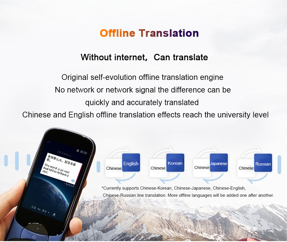 iFLYTEK Languages Translator Voice Xiaoyi 3.0  (6)