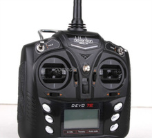 Walkera Devo 7E 7ch Transmitter Walkera Devo 7E Radio FreeTrack Shipping