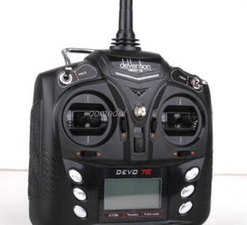 Walkera Devo 7E 7ch Transmitter Walkera Devo 7E Radio FreeTrack Shipping фото