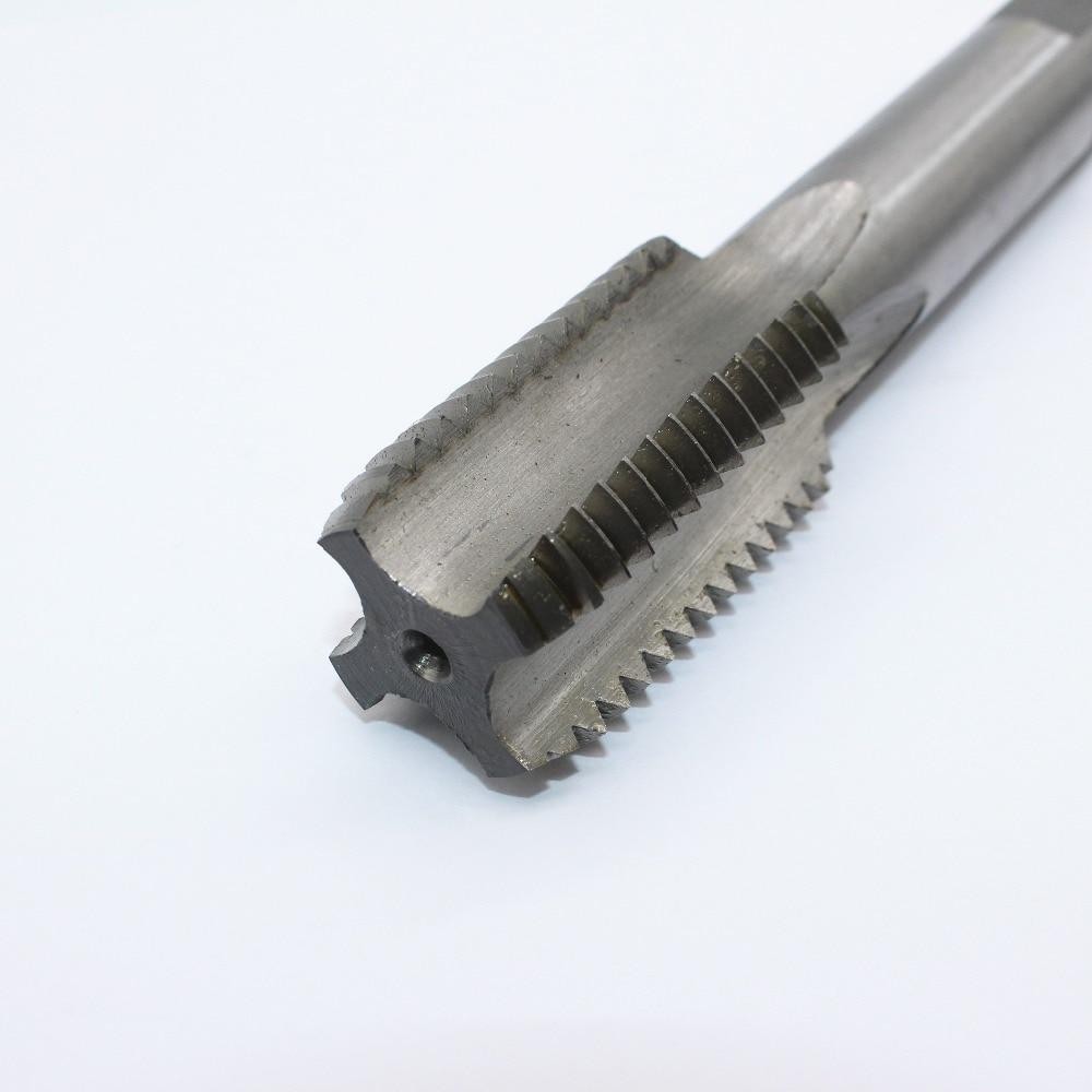 1pc HSS Machine M32 x 1.5mm Plug Tap and 1pc M32 x 1.5mm Die Threading Tool