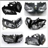 Plastic Headlight Assembly Headlamp House Cover For Honda CBR 1000RR CBR1000RR CBR600RR CBR 600RR F5