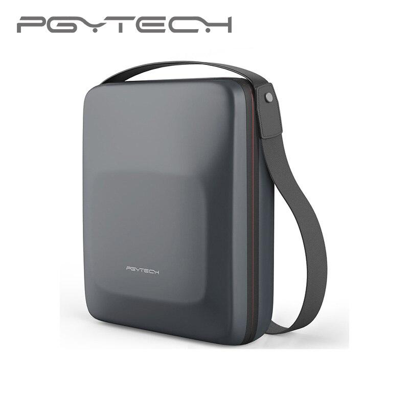 PGYTECH безопасности Чехол для Mavic 2 Pro увеличить Водонепроницаемый Drone сумка Портативный чехол для DJI Mavic 2 аксессуары