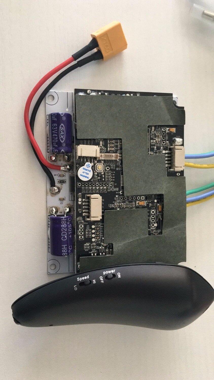 Двойной режим привода бесщеточный двигатель скорость управление ler ESC и беспроводной 2.4g передатчик Электрический Дистанционное управление...