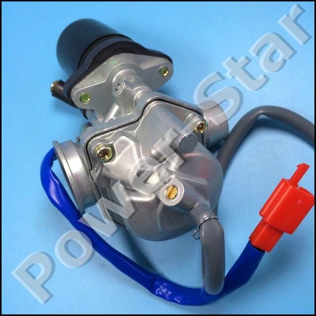 Carburetor For 2 Stroke two stroke Polaris SCRAMBLER 90 ATV Carb 2001-2003