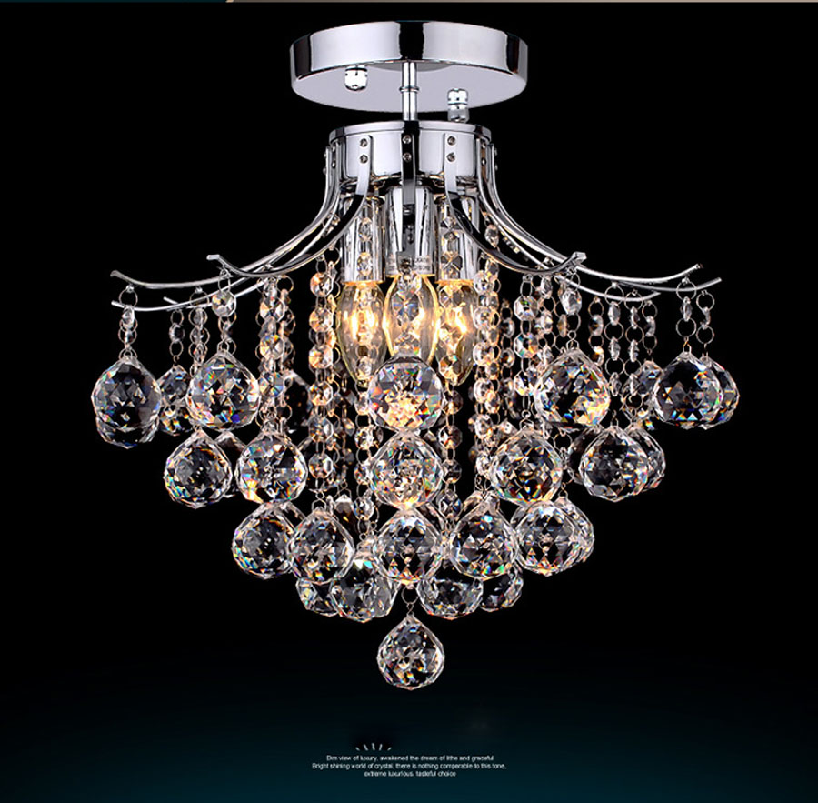 Ceiling Lamp Price: ZYYBest Price European Modern LED Crystal Ceiling Lamp