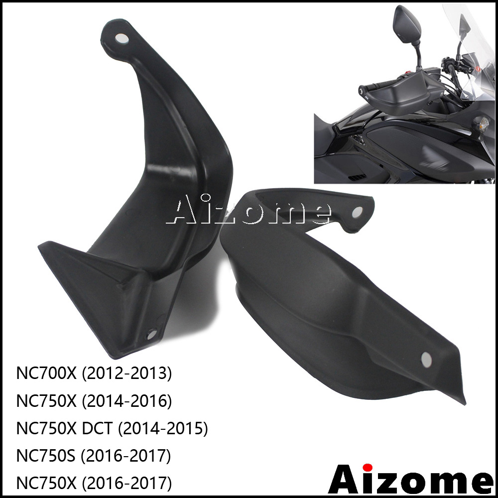 1 Pair Motorcycle Handguards For Honda NC700X NC750X NC750S NC750X 2012 2012 2013 2014 2015 2016