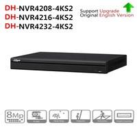 DH NVR 4K Video Recorder NVR4208 4KS2 NVR4216 4KS2 NVR4232 4KS2 With 2SATA Interface Support H265 IP Camera
