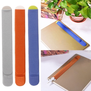 Screen Pen Tablet Pencil Holder Soft Tablet Stylus Pen Protective Sleeve Adhesive Pouch For Apple Pencil iPad Pro