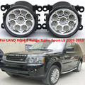 For LAND ROVER Range Rover Sport LS Closed Off-Road Vehicle 2009-2013 Car styling LED fog Lights high brightness fog lamps 1set