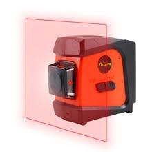 Firecore A8846 Mini 4 линии 360 градусов Красный лазерный уровень (Авто наливные в диапазоне от 3 градусов)