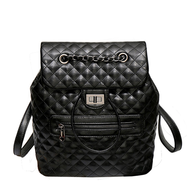Newest Women's Fashion Double-use Quilted Chain Bag Famous Brand Women Bags Luxury Designer Handbags Shouder Bags Free Shipping цена