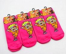 Kick-ass Naruto characters socks