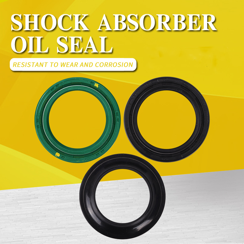 37 50 11 Motorcycle Front Fork Shock Absorber Damper Oil Seal and Cover for <font><b>Honda</b></font> AX-1 CBR250 CR80 XR250 <font><b>XL350</b></font> XL400 CX500 FT500 image