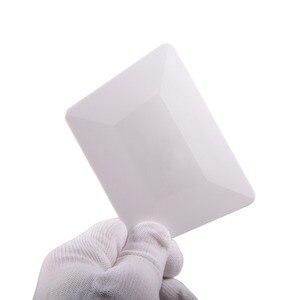 Image 5 - Ehdis 6Pcs Window Wassen Card Plastic Schraper Vinyl Film Wikkelen Zachte Zuigmond Koolstofvezel Tint Sticker Remover Schone Auto gereedschap