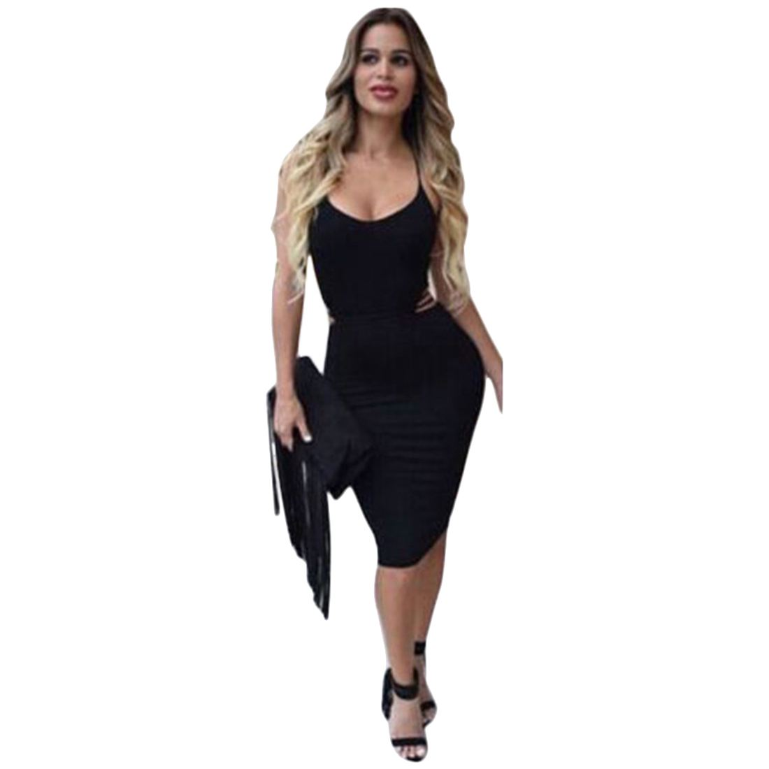 Low Backless Dress Promotion-Shop for Promotional Low Backless ...