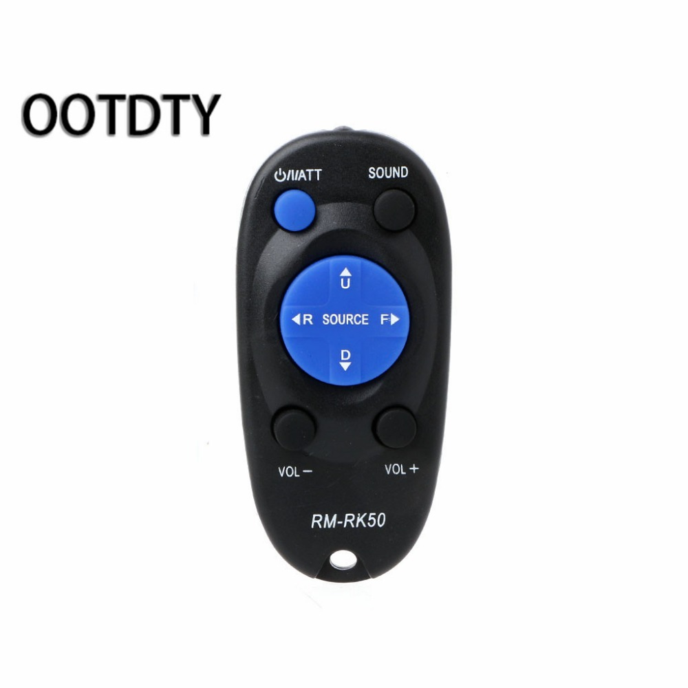 Remote Control Farther Transmitting Remote Controller For JVC Car Stereo RM-RK50 RM-RK52 MKD-A525 KD-A625 KD-A725 зеркало с декором accoona a625