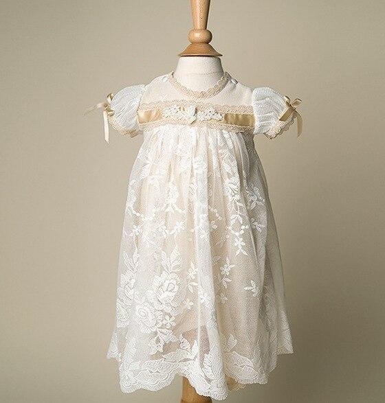 Vintage baby girls Christening gowns baptism dresses for girl boys ...