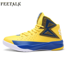 Women and Men Basketball shoes Breathable outdoor Athletic shoes zapatos hombre autumn ankle boots men boots