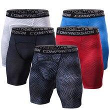 6179d156d2f9f Brand Clothing Mens Shorts Tights Men Compression Short Fitness Bodybuilding  Short Pants Gyms Quick Dry Slim