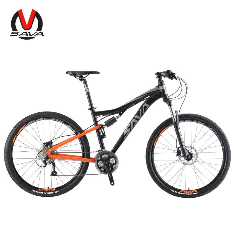 Vélo de descente suspension complète VTT 27.5 VTT suspension complète DH VTT vtt suspension complète 27.5