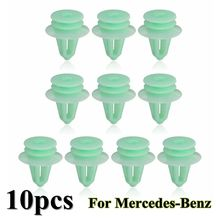 10pcs Door Trim Panel Mounting Clips For Mercedes Benz W140 W163 S320 S350 400SE 007 988 99 78 007 988 34 78