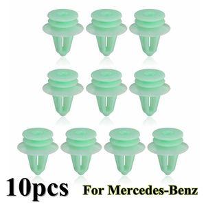 Image 1 - Clips de montaje para Panel embellecedor de puerta para mercedes benz, 10 Uds., W140, W163, S320, S350, 400SE, 007 2007 99 78, 007 2004 34 78