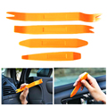 Best Quality 4pcs/Set 12pcs Auto Car Radio Door Clip Panel Trim Dash Audio Removal Installer Pry Tool Portable Practical