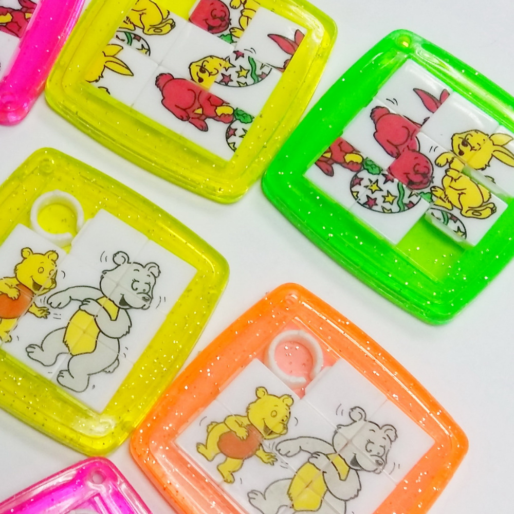1 pc Tic Tac Toe Pocket Toys Vintage Party Favor Game Pinata Bag Fillers Loot