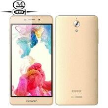 Original Coolpad Mega E502 4G Android 6.0 smartphone 2.5D 5.5″ HD Display MT6735P Quad Core 3GB RAM 16GB ROM 8MP mobile phone