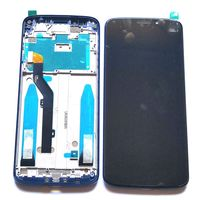 For Motorola Moto G6 play XT1922 XT1922 3 XT1922 4 Lcd Screen Display WIth Touch Glass Digitizer Frame Assembly