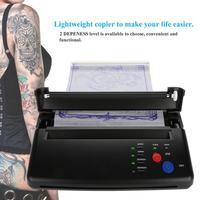 Легче трафарет татуировки передачи принтера рисунка Термальность трафарета чайник копир для передачи тату Бумага питания