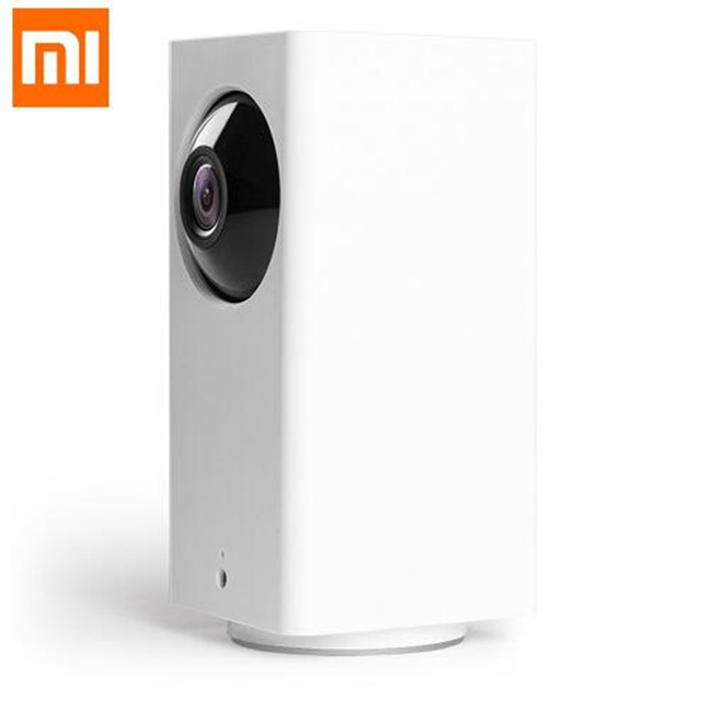 Original Xiaomi Mijia Dafang Smart Home 110 Degree 1080p HD Intelligent Security WIFI IP New Camera Night Vision For Mi home app